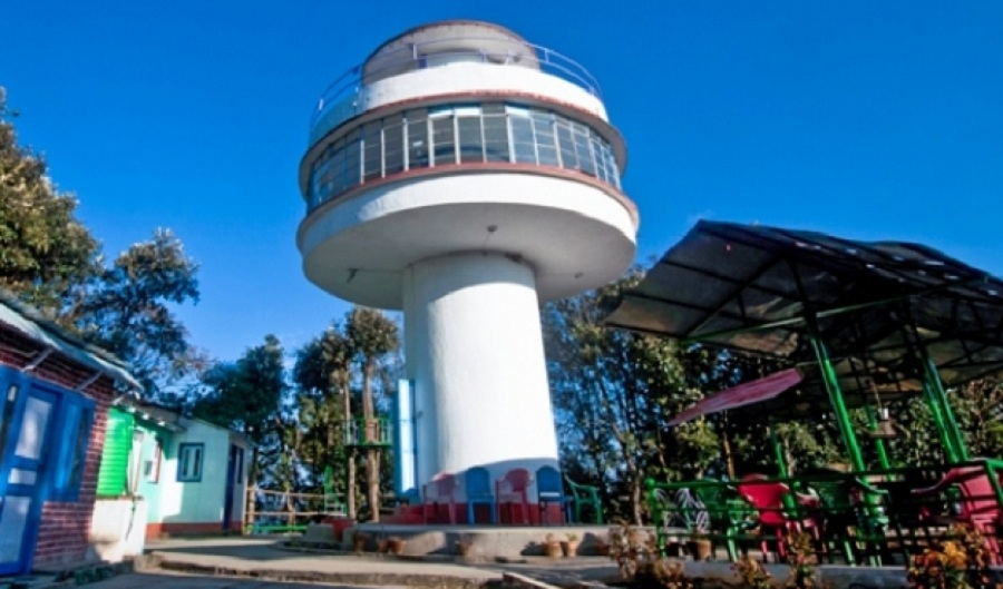 Daman view tower