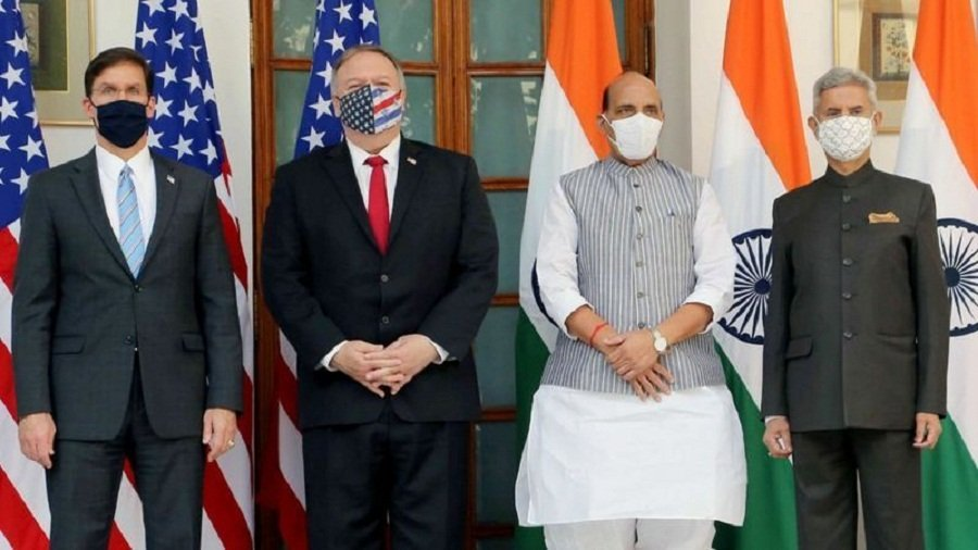 India and america samjhauta