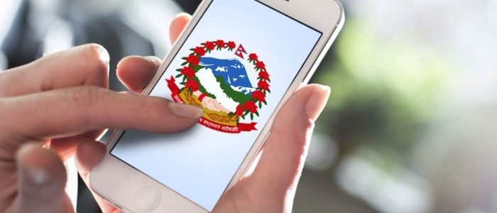Mobile app government