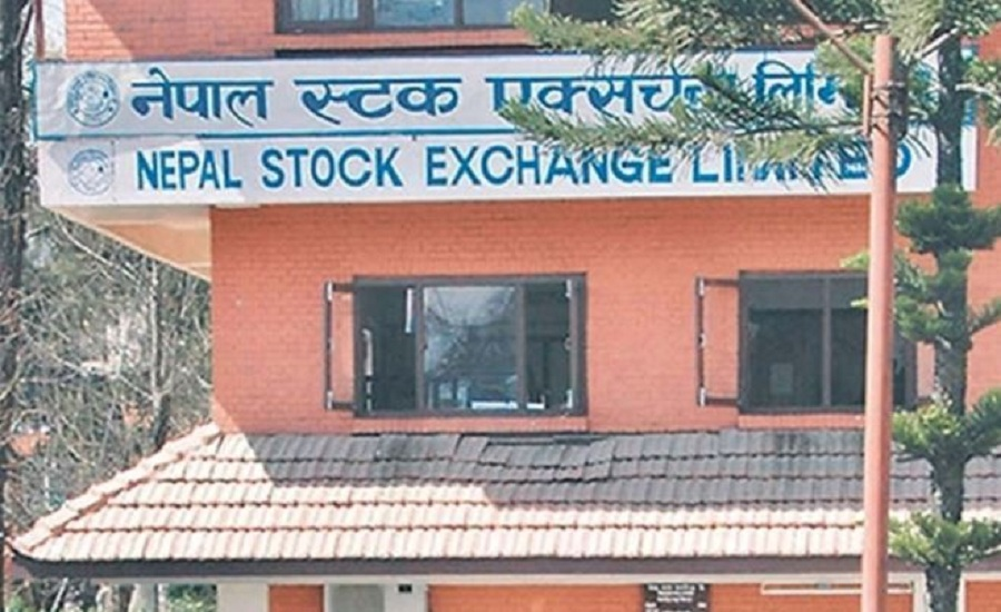 Nepse share stock