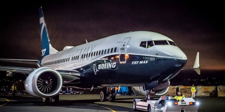 Boeing grounded6060