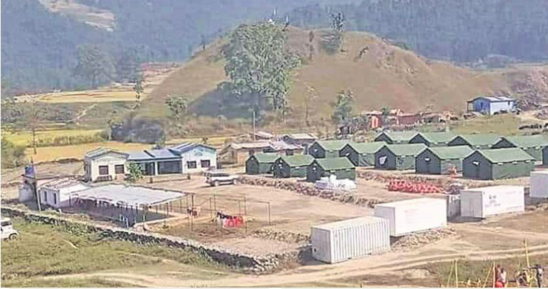 Dailekh petroliyam camp