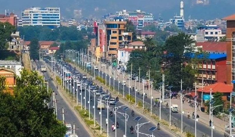 काठमाडौँ महानगरमा निजी क्षेत्रको सहकार्यम सौर्य प्रणाली जडान हुँदै