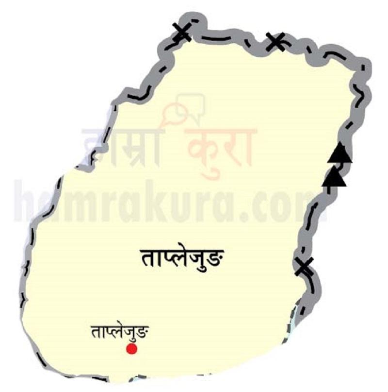 ताप्लेजुङको श्रीजङ्गामा काँग्रेस,  सँगसगै एमाले