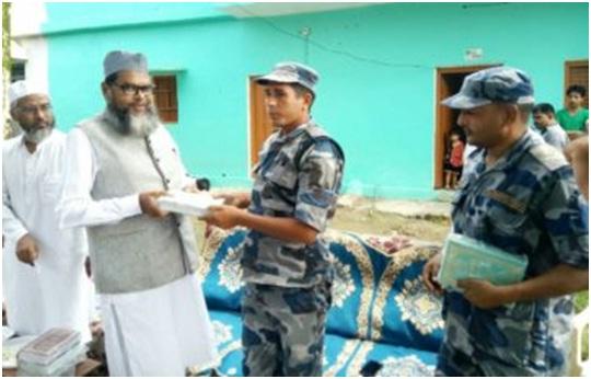 साउदी अरबका राजाको निमन्त्रणामा नेपाली मुस्लिम टोली साउदी जाँदै
