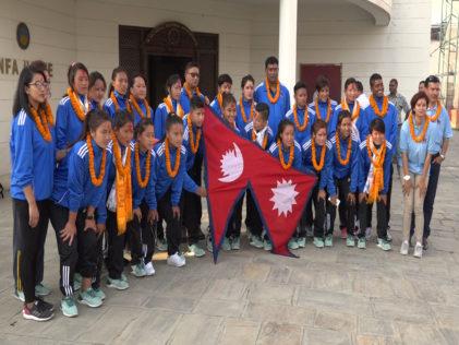 नेपाल मलेसियासँग पराजित