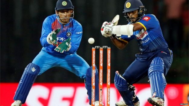 भारतले श्रीलंकालाई सात विकेटले हरायो