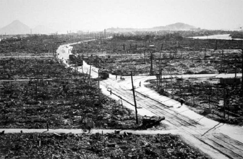 हिरोसीमा वियोगको ७२ बर्ष स्मरण