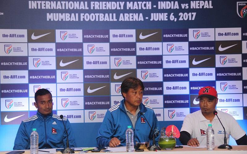 नेपाल र भारतबीचको मैत्रीपूर्ण खेल मंगलबार