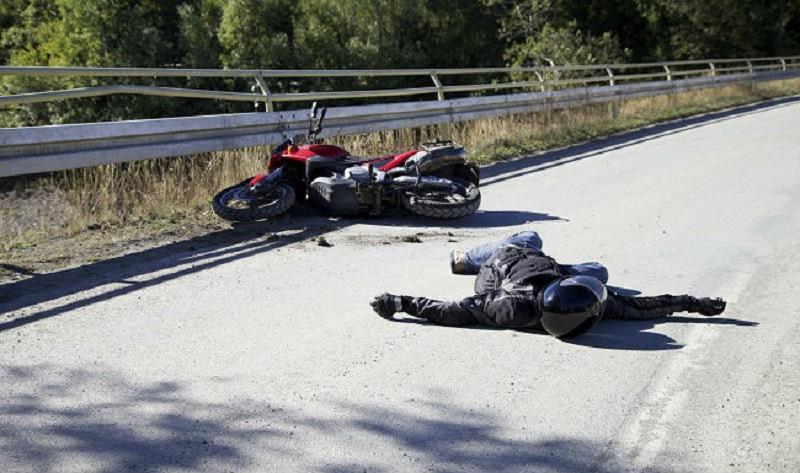 मोटरसाइकल दुर्घटनामा मृत्यु