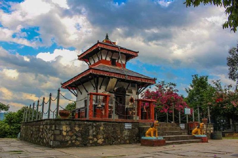 १ सय ५० वर्षपछि भद्रकाली मन्दिर पुनःनिर्माण गरिँदै