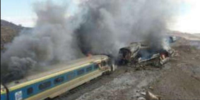 इजिप्टमा रेल दुर्घटनामा परी मृत्यु हुनेको सङख्या ४१ पुग्यो, १५९ घाइते