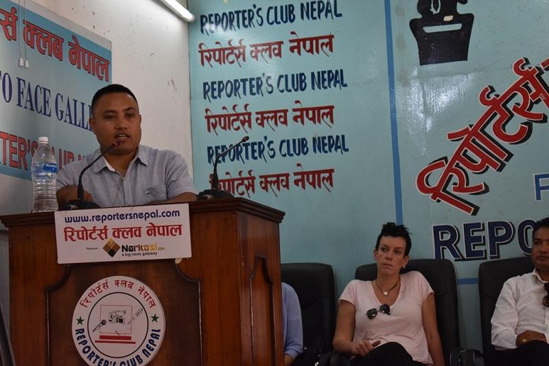 नेपाली एनजिओद्धारा विदेशी एनजिओमाथि उजुरी