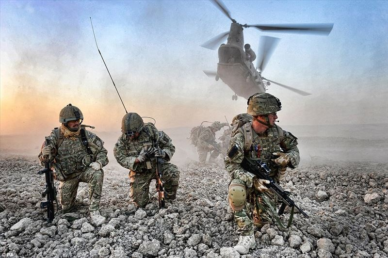 Army in afganistan 1