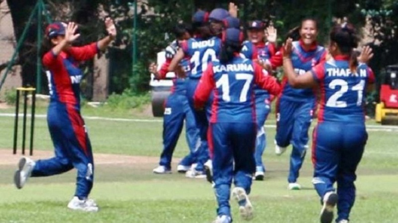Nepali cricket team women
